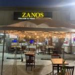 Zanos restaurant